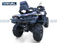 Бампер RIVAL ATV Guepard 650G/ 800G/ 850G Rear bumper 2014-2021 (2444.6727.1)