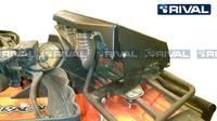 Комплект переноса радиатора RIVAL ATV X8/ CFORCE 800 (radiator relocate kit with snorkel) 2013-2017 (2444.6852.1)