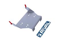 Монтажная плита RIVAL для установки лебёдки UTV Viking/ Viking VI (winch mounting) 2011- (2444.7111.2)