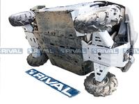 Защита днища с защитой рычагов RIVAL UTV Viking/ Viking VI (FULL KIT) 2013- (2444.7112.2)