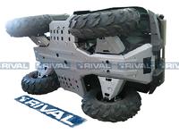 Защита днища с защитой рычагов RIVAL ATV Grizzly 450 IRS (FULL KIT) 2011-2015 (2444.7119.1)