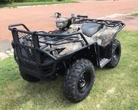 Бампер RIVAL ATV Grizzly/ Kodiak Front Scrub bar 2016- (2444.7129.1)