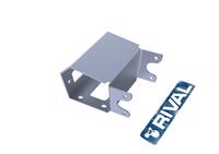 Монтажная плита RIVAL для установки лебёдки ATV Sportsman (winch mounting) 2011-2018 (2444.7406.2)