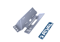 Монтажная плита RIVAL для установки лебёдки UTV Ranger 400/500/570/ 800 MID-SIZE (winch mounting) 2011-2014 (2444.7427.1)