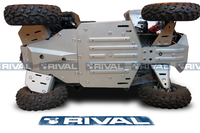 Защита днища с защитой рычагов RIVAL ACE Base, 500, 570/ 570SP/ 900SP (FULL KIT) 2014-/ 570SP 2015-/ 900SP 2016 (2444.7433.1)