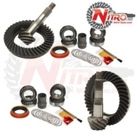 Комплект главных пар c набором для установки для NISSAN Patrol и Safari GU/GQ/Y60/Y61 Nitro Gear and Axle (GPPATROL-1-SELECT)
