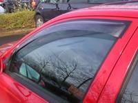 Ветровики на окна (передние дымчатые) EGR KIA CERATO 04-08 91241009