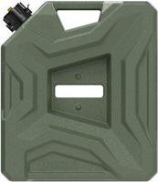 Канистра Tesseract 10л темно-зеленая