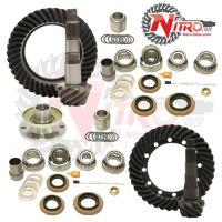Комплект главных пар c набором для установки для TOYOTA LC 70/80 1991-97 С заводской блокировкой Nitro Gear and Axle (GPFJ80-5.29-2)