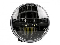 Фара головного света RIGID 7″, ECE Сертификация, комплект 1 шт.