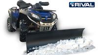 Снегоотвал RIVAL Quick для ATV и UTV 135х41см с быстрым креплением (444.0020.2.K)