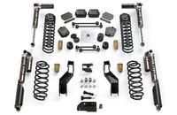"Лифт комплект 3,5"" Sport ST3 с амортизаторами Falcon 3.3 Fast Adjust Teraflex для Jeep Wrangler JL 4-х дверный (TX1513033)"