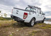 Задний бампер RIVAL для Ford Ranger PX 2,2; 3,2 2012-2015; 2016- (2D.1801.1-NL)