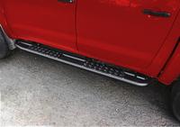 Защита порогов RIVAL для Toyota Hilux Vigo all 2011-2015 (2D.5709.1)