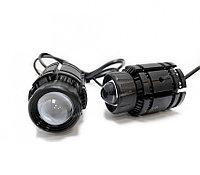 Лазерная фара Лидер (Bi) 40W (W/W) (MINI) 8-80V корпус IP 68 (к-т 2шт) (4126)