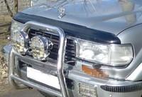 Дефлектор капота Toyota LC 80 1990-97 EGR (39021)