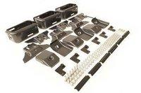 Установочный комплект багажника ARB для HUMMER H3 (3768010)