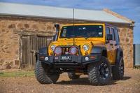 Передний бампер Combo Bar для Jeep Wrangler JK 07+ (3450270)