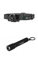 Подарочный набор фонарей Led Lenser MH2+P3 (7001861)