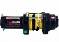 Лебедка для квадроцикла Powerwinch 12V с синтетическим тросом PW3500SR 1.5т (PW3500SR)