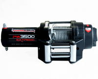 Лебедка для квадроцикла Powerwinch PW3500 1.5т (PW3500)
