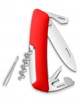Нож Swiza D03, красный (4007320)