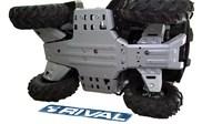 Защита днища с защитой рычагов RIVAL ATV BRP Outlander L 450/570/max (444.7278.1)