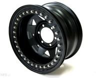 Колесные диски черные лакированные (16x8 6x139.7 ET-25)