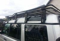 Багажник на крышу для Discovery II с сеткой