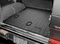 Коврик резиновый WeatherTech для Mercedes G-Class (W463/464) 2013+ в багажник черный (40214)