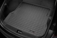 Коврик резиновый WeatherTech для Jeep Grand Cherokee 2016+ в багажник черный (40469)