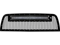 Декоративная решетка радиатора Grille with 30″ RDS LED Light Bar Dodge Ram 2500/3500 2013-2014 (41588)