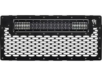 Решетка радиатора для фар Grille 20″ E-Series Jeep Wrangler (JK) 2007-2014 (40591)
