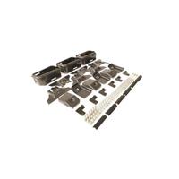 Установочный комплект багажника ARB для MITSUBISHI PAJERO 07+ (3734010)