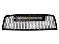 Решетка радиатора Grille with 20″ RDS-Series LED Light Bar Dodge Ram 2500/3500 2010-2012 (41578)