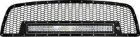 Декоративная решетка радиатора в комплекте фара RDS-Series 30″ Dodge Ram 1500 2009-2012 (41593)