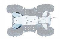 Защита передних рычагов WARN для Yamaha Grizzly (74874)