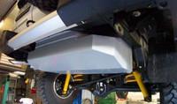 Топливный бак LRA для Nissan Patrol Y61 145л (2-7245)