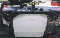 Дополнительный топливный бак Long Ranger для Toyota Land Cruiser J100 емкость 182л (2-7252)