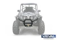 Бампер передний Rival для CF MOTO Z8/Z10 + комплект крепежа 2013- (444.6879.1)