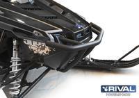 Передний бампер RIVAL для Polaris Pro RMK AL 2011- (2444.7428.1)