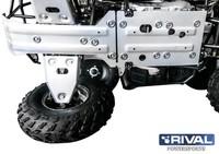 Защита ATV Rival для IRBIS 150U 2014- (444.9802.1)