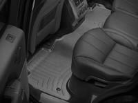 Коврики резиновые WeatherTech для Land Rover Range Rover Sport 2014+ задние черные (444804)