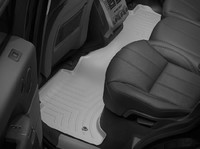 Коврики резиновые WeatherTech для Land Rover Range Rover Sport 2014+ задние серые (464804)