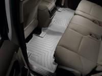 Коврики резиновые WeatherTech для Toyota Land Cruiser Prado 150 2014+ задние черные (442862)