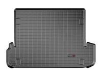 Коврик резиновый WeatherTech для Toyota Land Cruiser Prado 150 2014+ в багажник черный (40837)