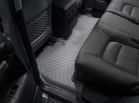 Коврики резиновые WeatherTech для Toyota Land Cruiser 200 2012+ задние серые (461572)