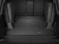Коврик резиновый WeatherTech для Toyota Land Cruiser 200 2012+ в багажник черный (40356)