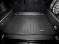 Коврик резиновый WeatherTech для Toyota FJ Cruiser 2007+ в багажник черный (40300)