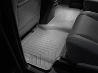 Коврики резиновые WeatherTech для Toyota Sequoia 2012+ задние серые (460934)